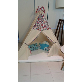 Barraca, Tenda, Cabana Infantil Para Festa Do Pijama London