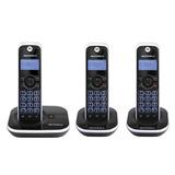 Telefono Inalambrico Motorola Triple Dect 6.0 Gate4500-3