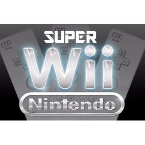 Super Nintendo Wii 35 Juegos Eligelos Tú + 2000 Clasicos