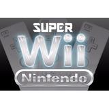 Nintendo Wii Con 36 Juegos Para Wii + 2000 Clasicos Buen Fin