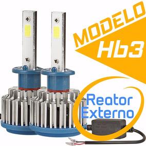 Kit Xenon Ultra Led C/ Cooler H1 H3 H7 H11 Hb3 Hb4 6000k