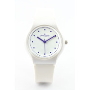 Reloj De Silicona Pineapple Honey Con Violeta
