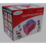 Inflador Compresor Eléctrico Globos Ht 501 Mundomatok