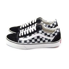 vans authentic xadrez