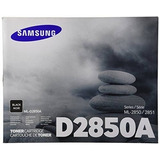 Samsung D2850a - Cartucho De Tóner Series Ml-2850/2851