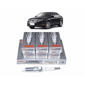 Jogo De Vela Ngk Iridium Tr5ai13 Ford Fusion 3.0 V6 2010