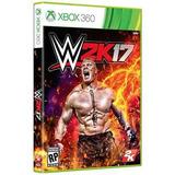 W2k17 Xbox 360 - Juego Fisico - Prophone