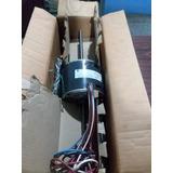 Motor Ventilador 1/3 Hp 2 Ejes 1075 Rpm 220v Emerson