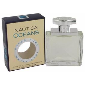 Perfume Nautica Oceans Caballero 100ml Original #