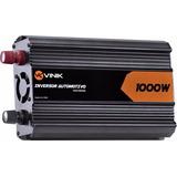 Inversor De Corrente Elétrica De Onda Senoidal 1000w 12v/127