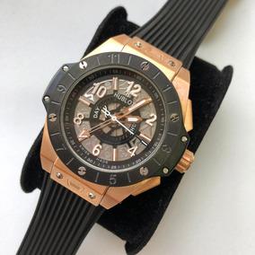 2acf65f4c70 Relogio Hobolt - Relógios De Pulso no Mercado Livre Brasil