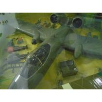 Caça Bombardeiro A-10 Escala 1/18 Worldpeacekeepers