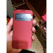 Flip Cover Sview Galaxy S4 Siiii Funda Protector Estuche