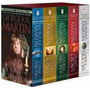 Game Of Thrones De George R. R. Martin 33 Libros - Digital