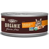 Organix Conservas Naturales De Comida Para Gatos