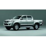Guardaplas De Paragolpes Toyota Hilux 2013 2014 2015 Nuevo
