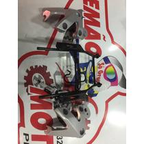 Aranha Suporte Do Farol As 3 Pçs Hornet Cb 600f 05/07 Nova