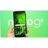 Celular Motorola Moto G6 Dual Sim Huella Tactil Nuevo