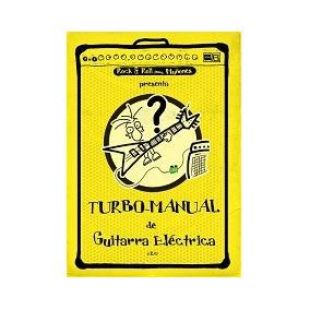 Turbo Manual De Guitarra Electrica-digital