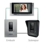 Video Porteiro Intelbras Hallo  Wt7 Wifi Aplicativo