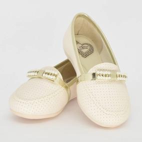 7b1e2659e4a Sapatilha Love Marfim Manu Baby Tricae - Sapatos no Mercado Livre Brasil