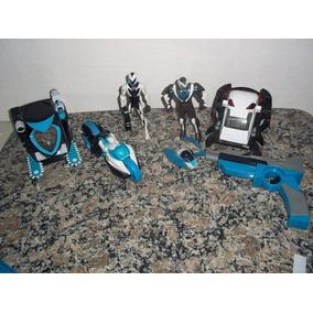 Lote Figuras Y Moto Max Steel Turbo Mattel Envio Gratis Dhl