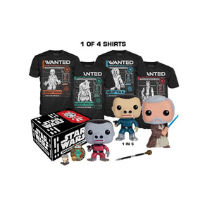 Funko Box Collectors Movies Star Wars Cantinas S Funko