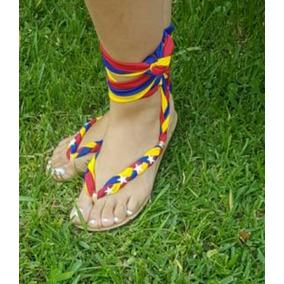 Venezuela Sandalias Tricolor Damas Mayor Detal Zapatos