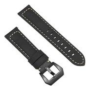 Pulseira De Couro 22mm Para Samsung Watch, Gear S3, Active