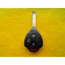 Carcasa Llave Control Remoto 3 Botones Camry, Avalon, Yaris