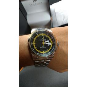 Reloj Steiner Acero 10 Atm