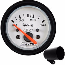 Termômetro Água Willtec Medidor Temperatura Carro Marcador