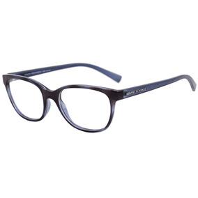 Armani Exchange Ax 3037 L - Óculos De Grau 8206 Preto