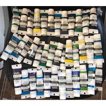 Lote 38 Tubos Pintura Acrilico Liquitex Profesional Arte New