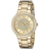 Elegante Reloj Original Guess Dama Nuevo