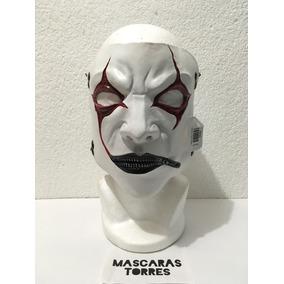 James Root Máscara Careta Slipknot Unitalla Látex