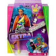 Barbie Extra Negra 2021 Sardas Gato No Brasil Articulada