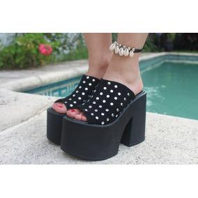 Zapatos Plataforma Sandalias Zueco Mujer Verano 2018 Fiesta