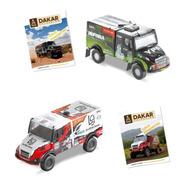 Libro + Coleccionables Dakar 1 Al 6