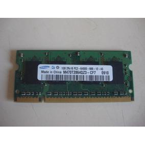 Memoria Ram De 1gb Ddr2 Para Laptop Marca Samsung Original