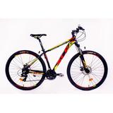 Bicicleta Mtb Alum. Slp 200 Pro Rod. 29 24 Vel.