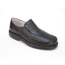 Sapato Casual Stilo Doutor Antistress Couro Legitimo Franca