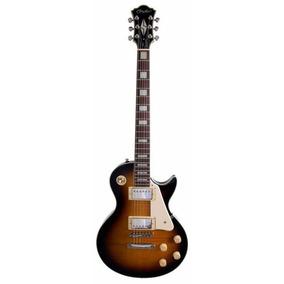Guitarra Les Paul Condor Clp-1 Preta Sunburst Clp1 + Brindes