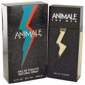 Animale Masculino 100ml. Pronta Entrega.
