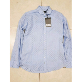 Camisa Hombre Manga Larga Bowen London Uk