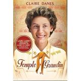 Dvd Temple Grandin - Autismo Novo Original Frete 10,00