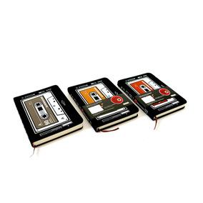 Cuaderno Morph Librería Regalos Diseño Casette