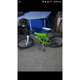 Bicicleta Con Poco Uso Aro 16