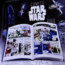 Coleção Comics Star Wars Complete Aqui A Sua!