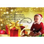 Cartão De Natal Personalizado 10 Unidades